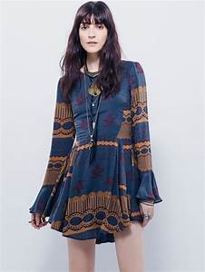 5 Bohemian Style Dresses for Fall 2015