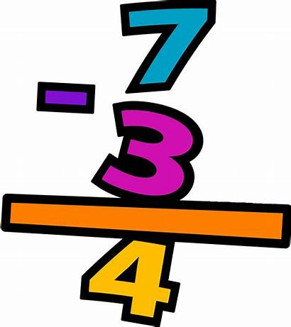 Math Clipart Subtraction Cool Clip Addition Subtract
