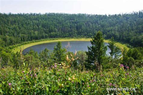 Beautiful scenery of Jirge Lake in Inner Mongolia|Travel ...