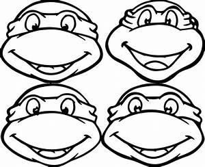 Teenage Mutant Ninja Turtles Coloring Pages Best