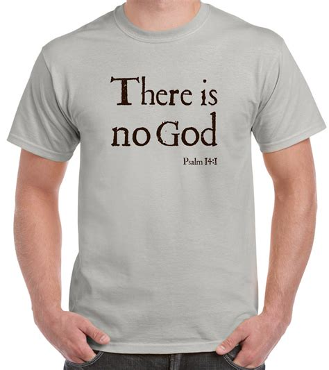 god stone grey  shirt bible quote