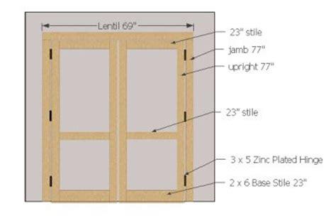 how to build a barn door frame shed doors build a shed door