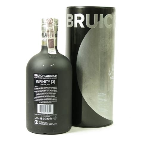 Bruichladdich Infinity 3rd Edition  Whisky Auctioneer