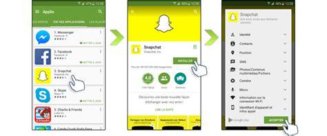 application cuisine android comment télécharger des applications sur votre mobile