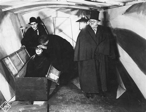 cabinet of dr caligari sleep the cabinet of dr caligari gets a singular