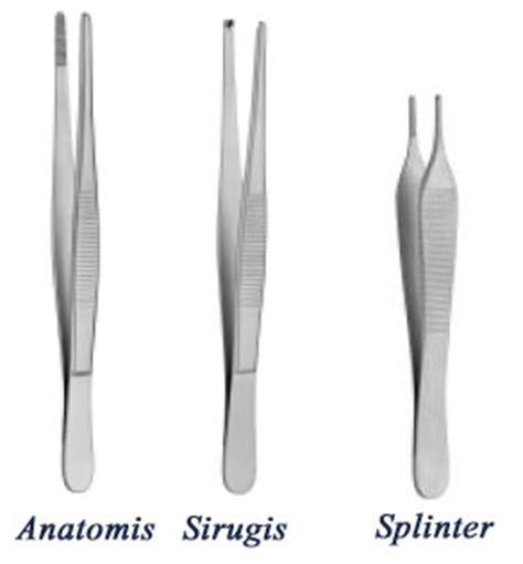 gunting set minor surgery set alat bedah minor hecting set