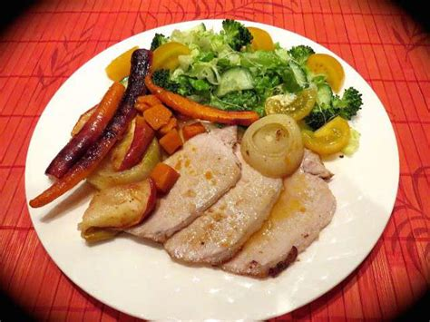 cuisine roti de porc recettes de roti de porc au four