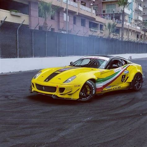 For the first time, federico sceriffo is ready to tackle the season in a ferrari 599 gtb fiorano. @federicosceriffo17 Federico Sceriffo Ferrari 599 Formula Drift Long Beach 2018 - DRIFTING.com