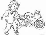 Coloring Pages Printable Boy Boys Cool2bkids sketch template