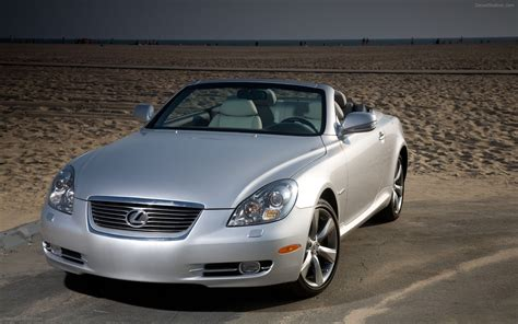 lexus sc430 lexus sc 430 2010 widescreen exotic car photo 05 of 22