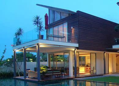 rumah minimalis modern  lantai