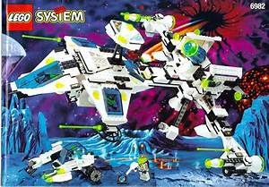Space LEGOs Of The 3980s