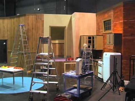 theater set design youtube