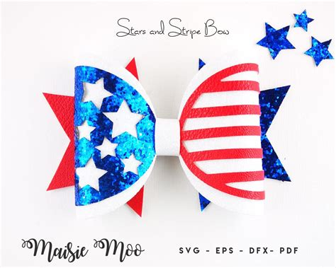 4Th Of July Bow Svg – 452+ File SVG PNG DXF EPS Free