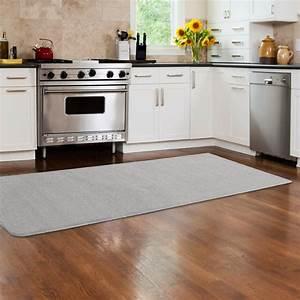 cuisine beige sol gris With tapis de sol cuisine moderne