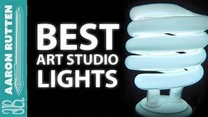 Best Light Bulbs For Art Studio Lighting