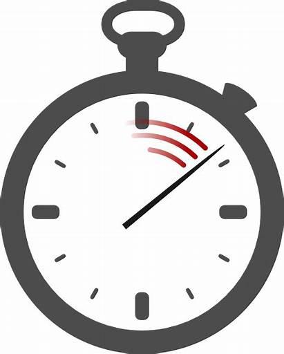 Stopwatch Shading Clip Clipart Vector Svg Clker