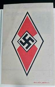 Image Gallery hitler youth symbol