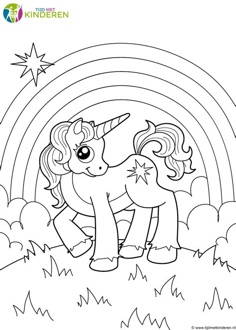 Kleurplaten Printen by De 40 Allerleukste Paarden Kleurplaten Voor Kinderen