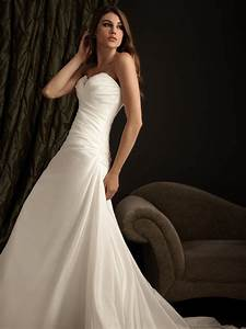 sweetheart ruched beading satin wedding gowns on sale With ruched wedding dress
