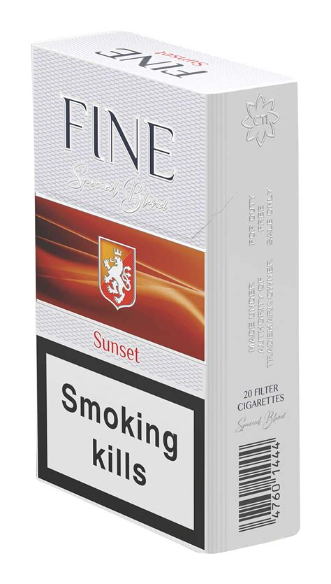 Fine | Cigarettes | Products | Cahan Tobacco International