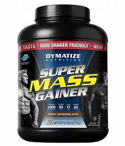 Dymatize Super Mass Gainer  Buy Dymatize Super Mass Gainer At Best Prices In India
