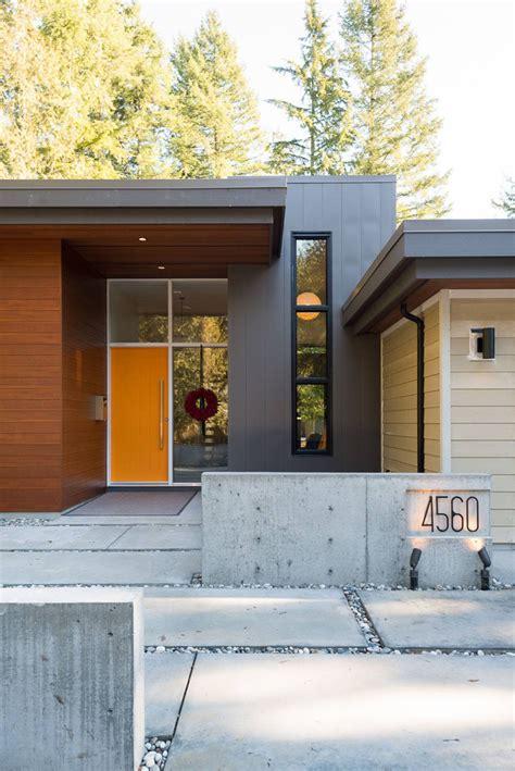 modern house number ideas  dress   home contemporist
