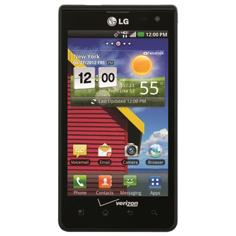 verizon android phones verizon unveils lg lucid middle range lte android smartphone