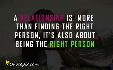 Find The Right Man Quotes
