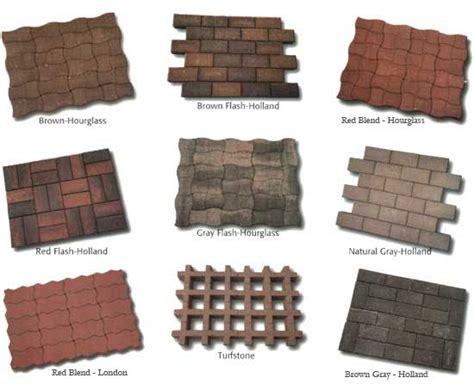 superior block interlocking paver options