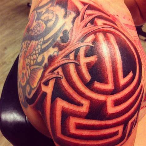 algunos ejemplos de tatuajes en  refugio antiaereo