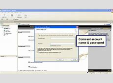 How do I add and set up your Comcast email on Outlook Express?