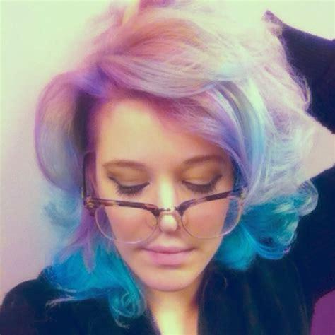 galaxy hair color hair colors ideas