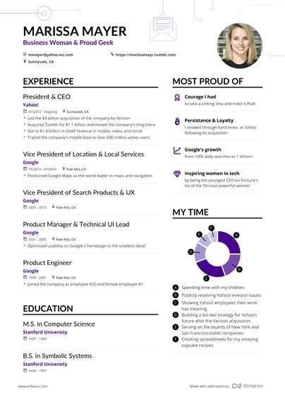 ultimate  resume examples  resume format guide