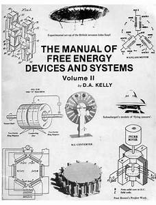 The Manual Of Free Energy Devices And Systems By Domenico