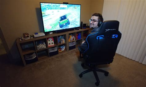 Ewin Flash Xl Gaming Chair Review Crafted For The Big And