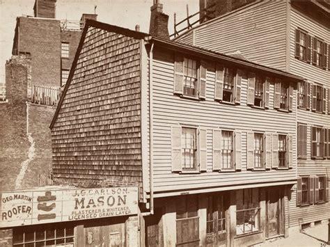 north   boston archives lost  england