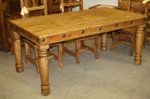 furniture kitchen tables francis dining table 71 quot durango trail rustic furniture