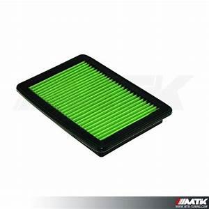 Green Filtre à Air : filtre air sport green p950448 ~ Medecine-chirurgie-esthetiques.com Avis de Voitures