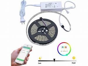 Philips Hue Zigbee : zigbee rgb led light strip compatible with philips hue smart home phone app control 5meter set ~ Watch28wear.com Haus und Dekorationen