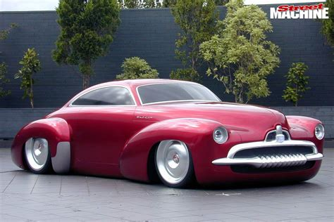 The making of Holden Efijy concept car