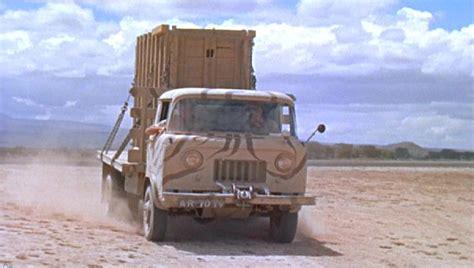 hatari truck imcdb org 1957 willys jeep forward control fc 170 in