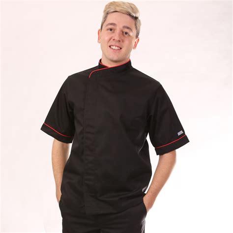 veste de cuisine personnalisé veste de cuisinier liseré manelli