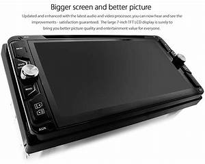 7 U0026quot  Toyota Estima Previa Hilux Car Dvd Gps Sat Nav Navi Player Stereo Radio Cd Et