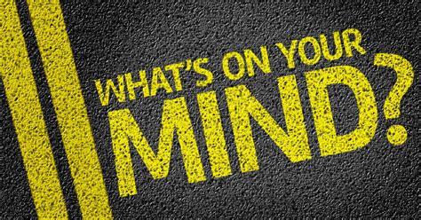 What'S On Your Mind? - Quiz - Quizony.com