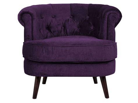 conforama soldes canape fauteuil en tissu felix coloris violet vente de tous les