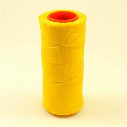 Synthetic Yellow Thread Heavy 1mm Artisanleather Weight