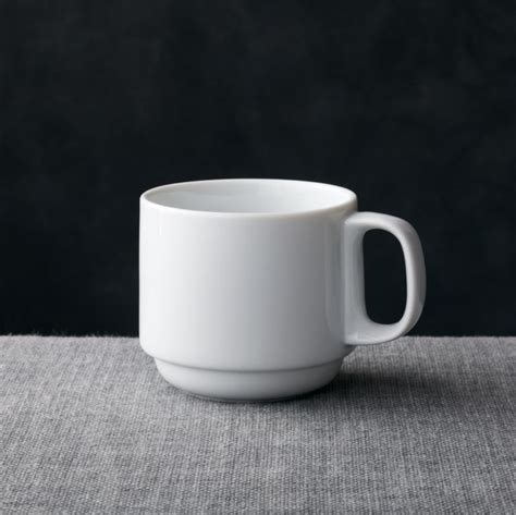 logan stacking mug reviews crate  barrel