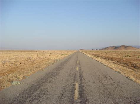 Carrizo Plain Road