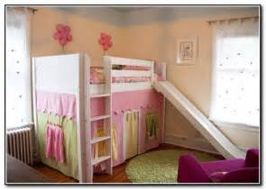 Loft Bed With Slide Ikea by Bunk Beds With Slide Ikea Beds Home Design Ideas